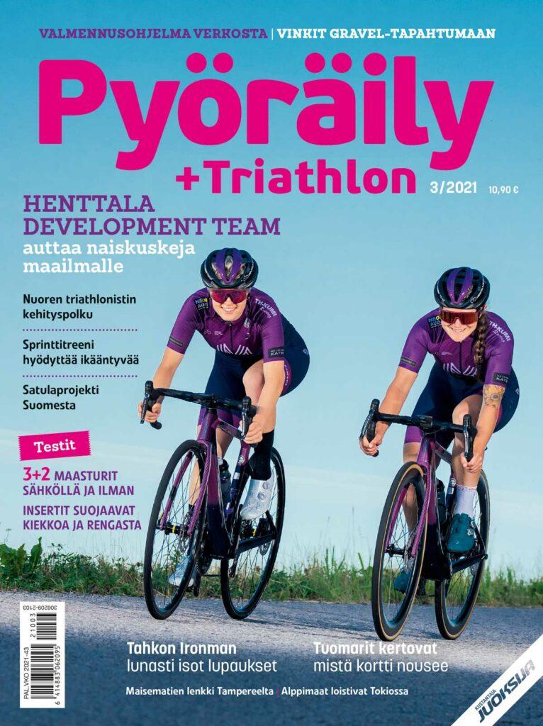 Pyöräily+Triathlon 3/2021